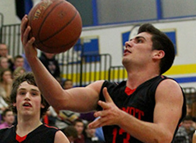 Wilmot's Kothe is male athlete of the year