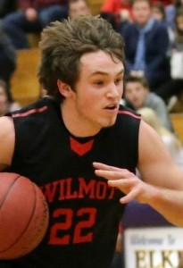 Wilmot nets two senior all-stars