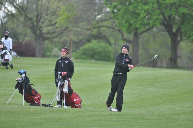GOLF: Panthers duo takes second in Browns Lake