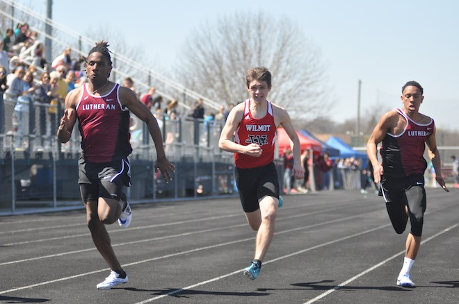 TRACK ROUNDUP: Martin blazing a trail for Wilmot track