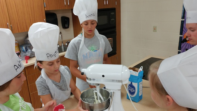 Enrichment program brings together students from feeder schools