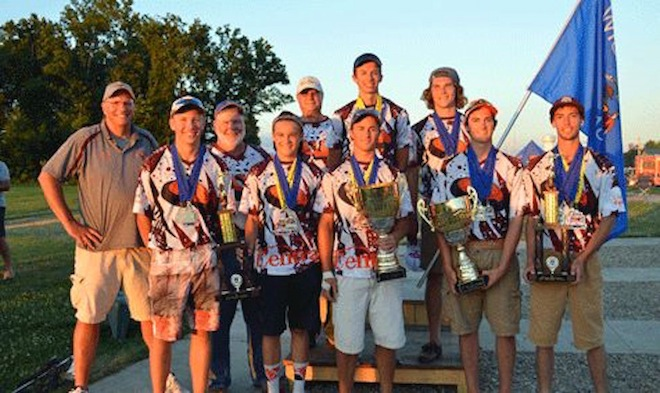 Falcons capture national sporting clay title