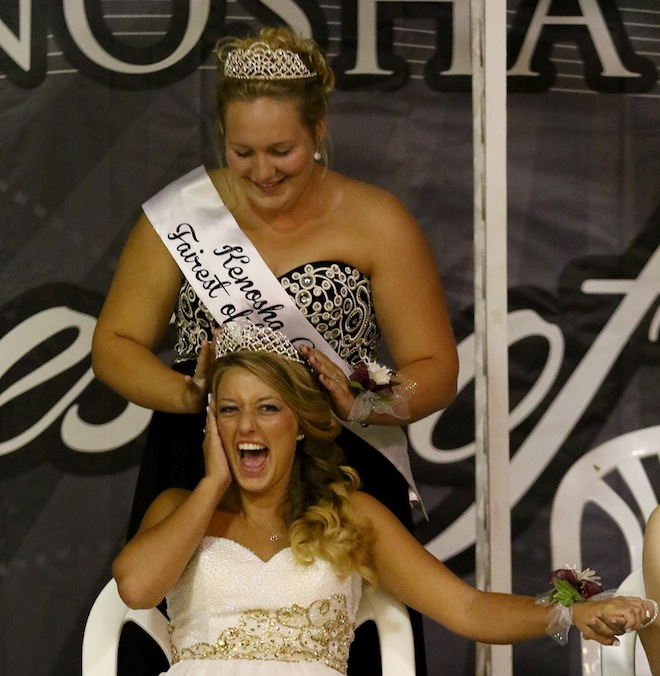 Wheatland's Fenske crowned Fairest of the Fair