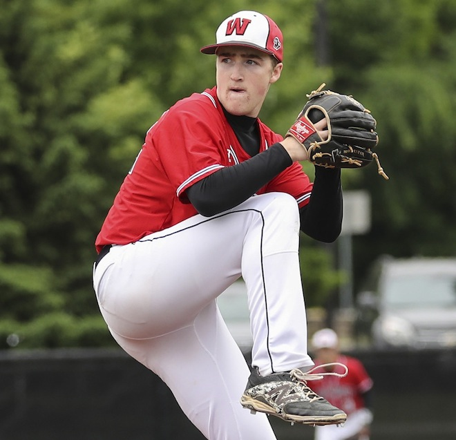 Ace pitcher Hickey will lead Panthers