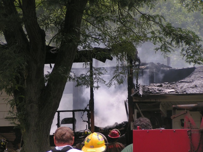 UPDATE: Authorities still investigating Twin Lakes blaze