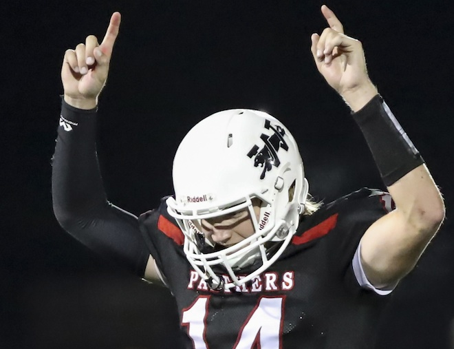Panther football keeps rolling