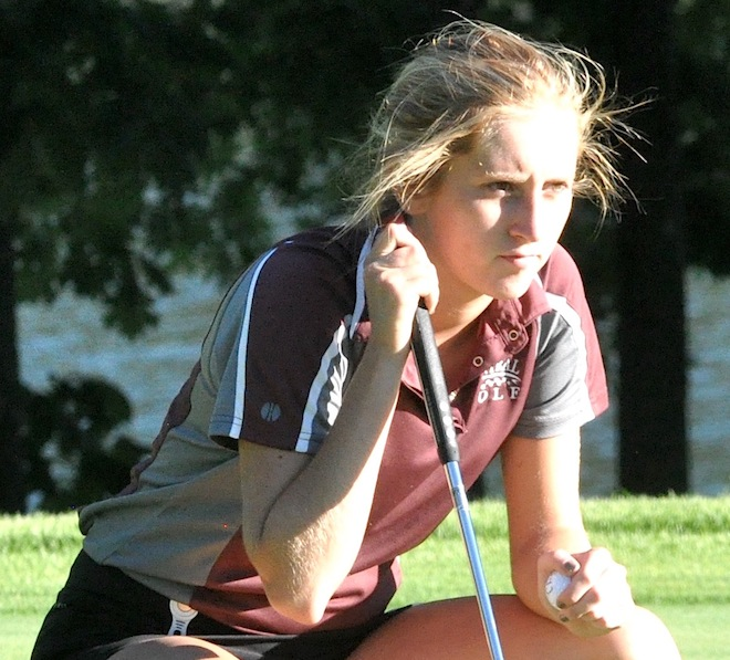 GIRLS GOLF: Central, Wilmot take top spots at County Invite
