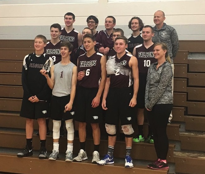 BOYS VOLLEYBALL: Westosha wins own Invite