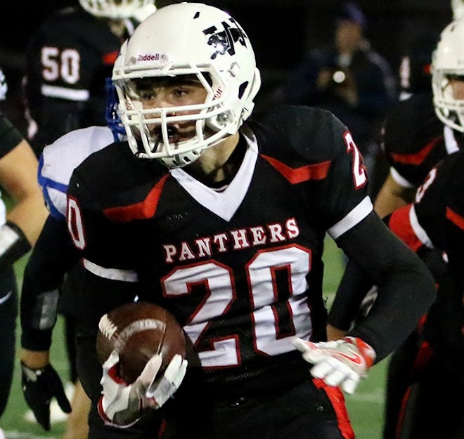 Pass game too much for Wilmot