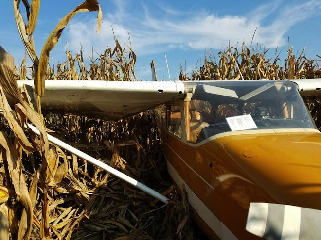 Plane crashes near Westosha Airport