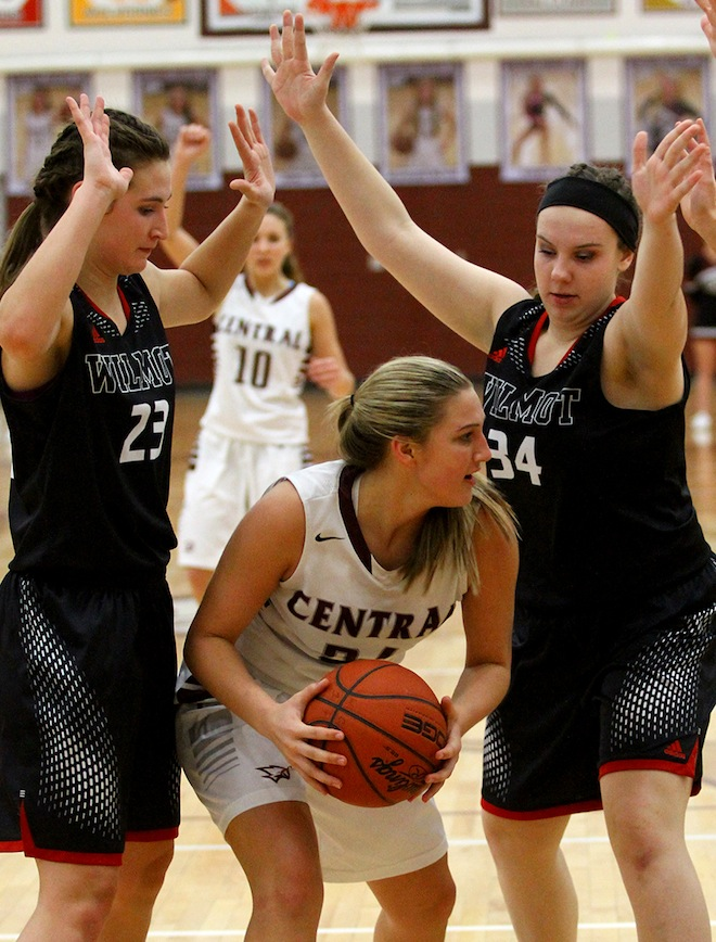 GIRLS HOOPS: New coach, new philosophy at Central
