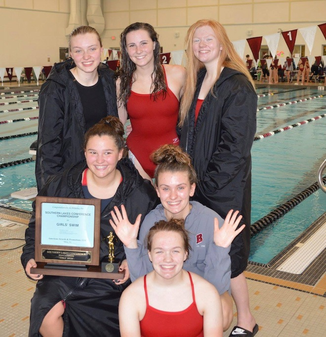 Central swimmers soar for co-op