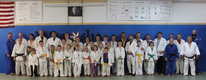 Judo facility builds business on community