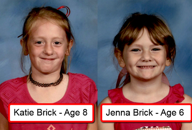 Missing girls located in Kansas
