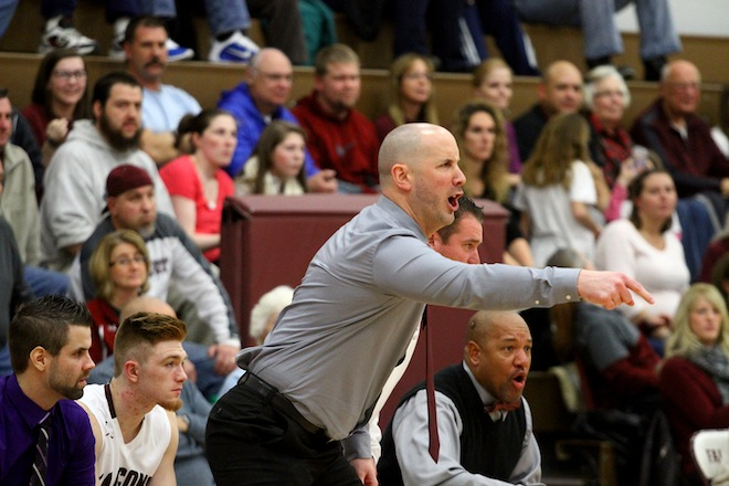 COACH OF THE YEAR: Hyllberg the missing link to Westosha hoops