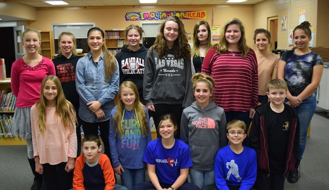 Randall students to receive artistic recognition