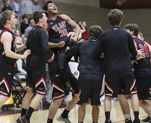 TOP SPORTS STORIES OF 2017 6-10: Wilmot hoops produces improbable run