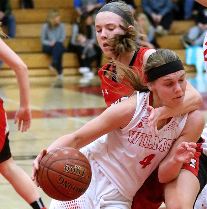 WIAA GIRLS BASKETBALL: Milton ends Lady Panthers' season