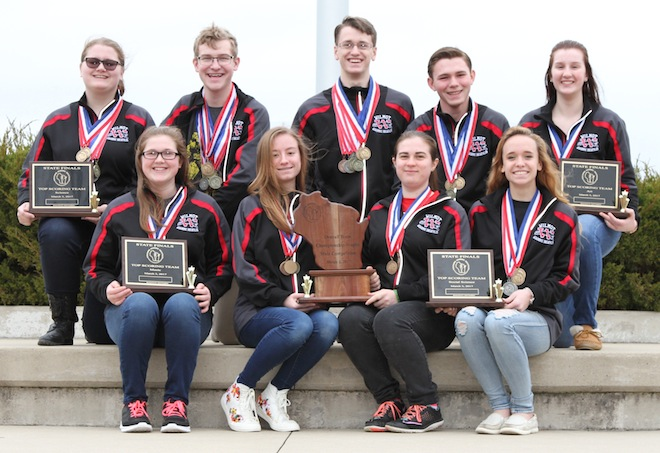 Wilmot decathletes win again