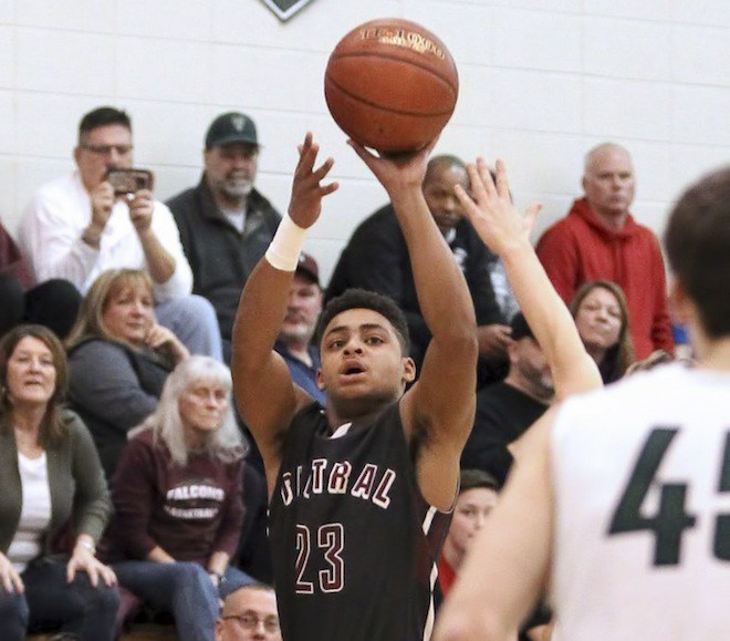 SLC BOYS BASKETBALL: Falcons' Williams Player of the Year