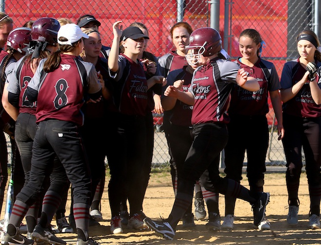 SOFTBALL: Falcons, Panthers take two in softball invite