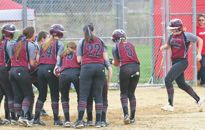 SOFTBALL: Westosha starts 4-0