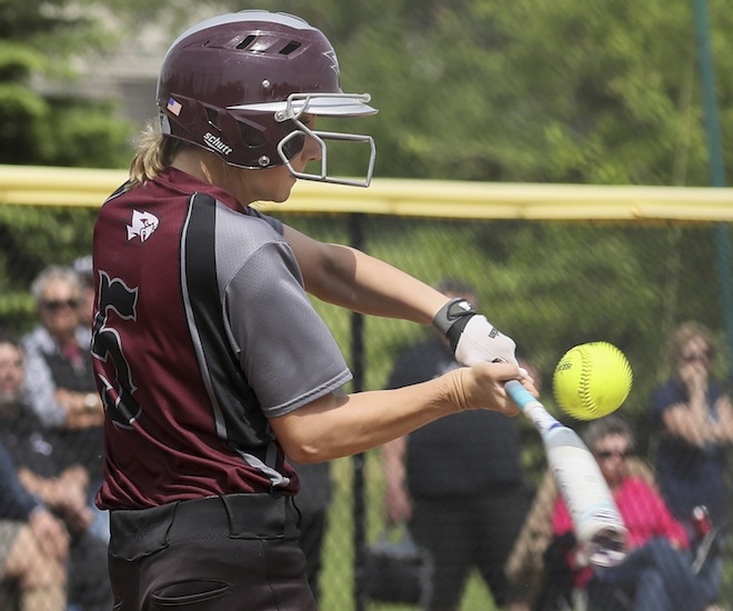 WIAA SOFTBALL: Rivals clash for shot at state berth