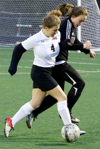 GIRLS SOCCER ROUNDUP: Badger shuts out Wilmot soccer