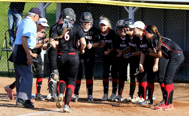 SOFTBALL: Surging Panthers end rivalry drought