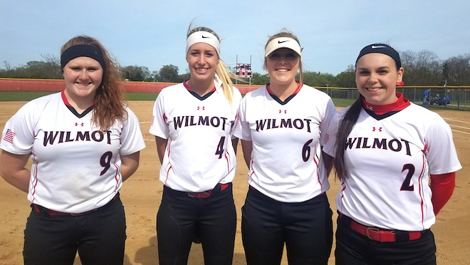 SOFTBALL: Panthers send four to All-Star contest