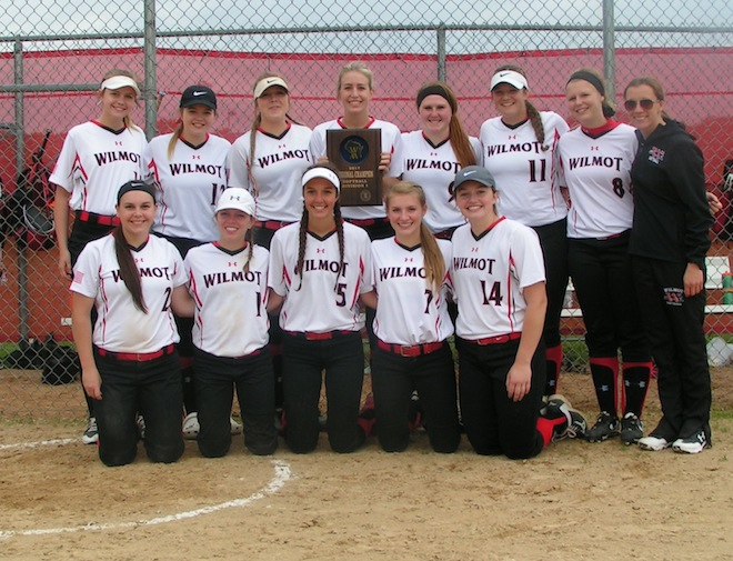 WIAA SOFTBALL: Panthers pitching, defense lead to regional championship