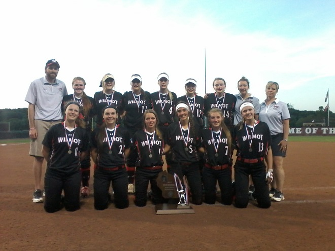 WIAA SOFTBALL: Panthers finish as state runner-up