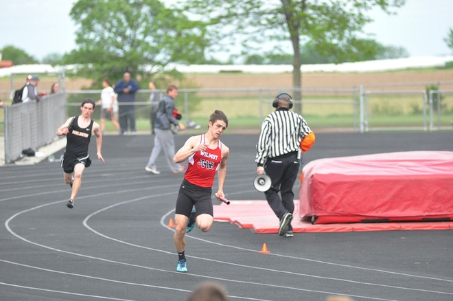 STATE TRACK: Wilmot relay finishes 2nd