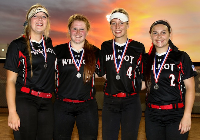 SOFTBALL ALL-STATE: Wilmot boasts four representatives