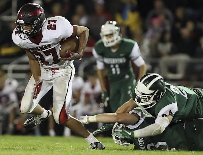 FOOTBALL: Norton steps up for Wilmot