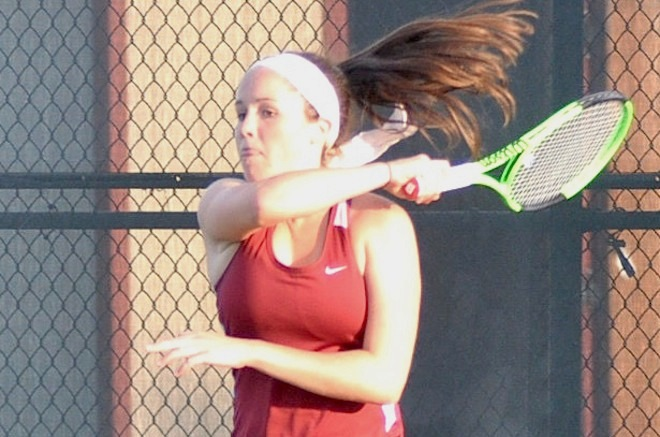 WIAA TENNIS: Two from area advance to state tournament