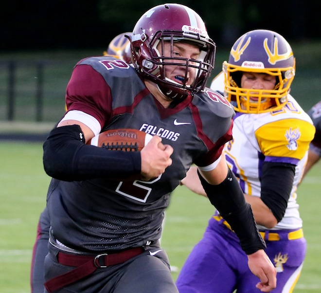 FOOTBALL: Central clinches winning season on homecoming