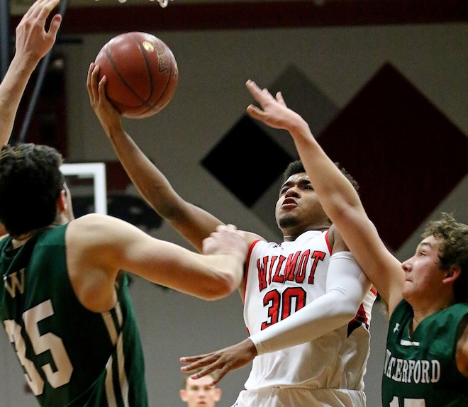 BOYS BASKETBALL: Panthers edge visiting Waterford