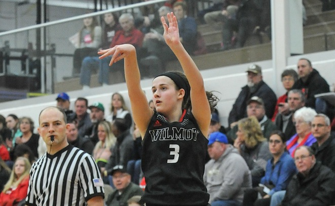 GIRLS BASKETBALL: Wilmot downs Delavan-Darien