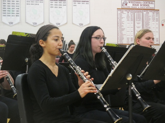 Annual musical event brings feeder schools together