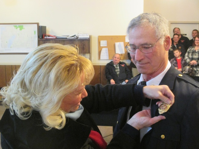 Town of Randall tabs Foszcz as new fire chief