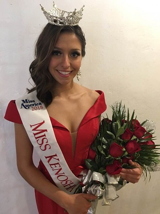 Westosha graduate crowned Miss Kenosha