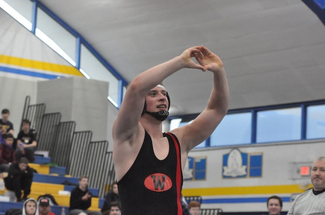 SLC WRESTLING: Panthers Graham, Valach win titles