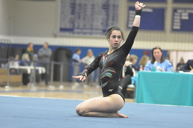 WIAA GYMNASTICS: Central's Zeller vaults to state meet