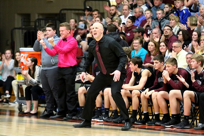 WIAA BASKETBALL: Falcons advance to sectional final