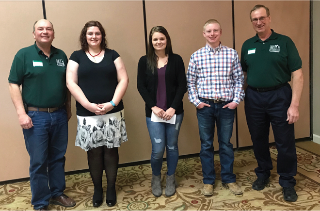 Twin Lakes student wins Milk Producers Association scholarship