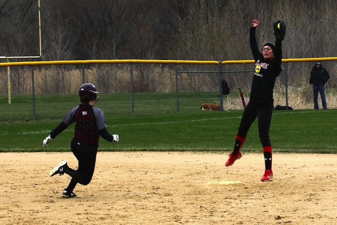 SOFTBALL: Panthers edge Westosha Central in pitcher's duel