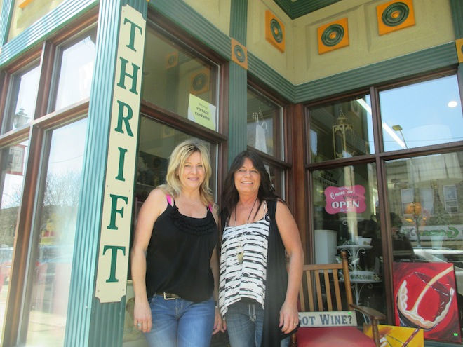 Village Thrift Shop of Antioch to celebrate a decade