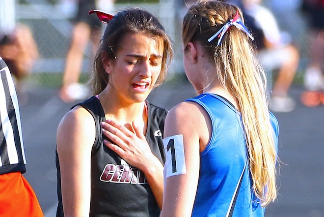 WIAA TRACK SECTIONALS: Central's Capra qualifies for state meet