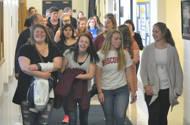 Wheatland reunites some former students